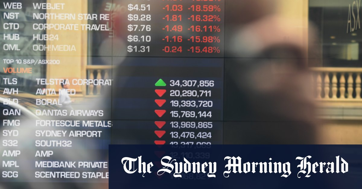 As it happened: Sour end to the week as miners weigh on ASX – The Sydney Morning Herald