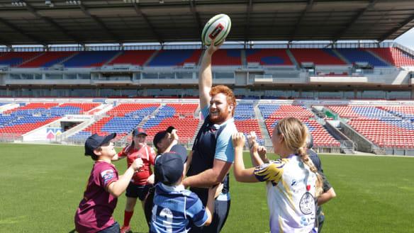 Showcase: Waratahs announce Super Rugby fixture in Newcastle