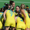 Glittering Hockeyroos punish Argentina to reach quarters after perfect pool phase