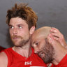 Rampe shattered by Sydney's AFL finals failure
