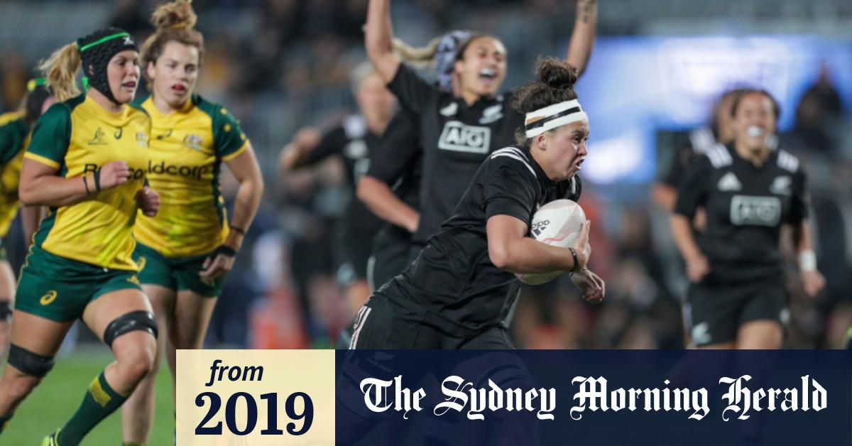 Australia Wallaroos Lose To New Zealand Black Ferns Again In Women S Rugby