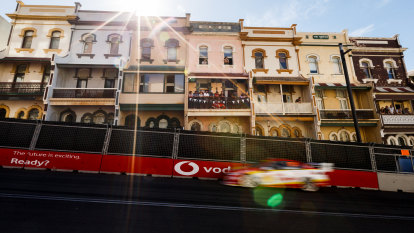Supercars defends Newcastle race after residents cite crashes