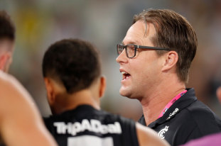 Teague says Blues must be cleaner with ball to beat top sides