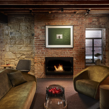 Old-world Hobart meets new-world charm at Moss.