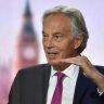 Tony Blair slams 'imbecilic' abandonment of Afghanistan as US warns of terror threat at Kabul airport