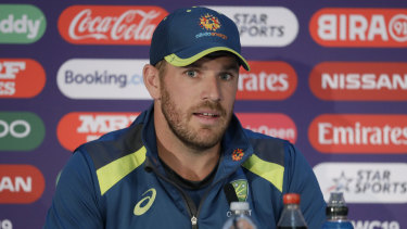 Aaron Finch's side will have to wait until 2022 to play in a home T20 World Cup.
