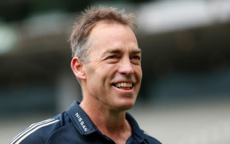 Alastair Clarkson is steadfast in his desire to stay out of coaching in 2022.