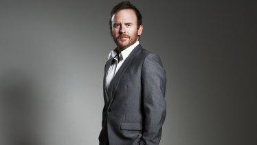 Creator and co-writer Adam Zwar.