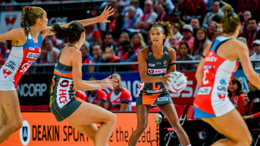 Left behind: Both the Giants and Swifts are being overlooked in the stadium debate.