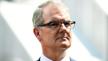 NSW Labor leader Michael Daley.