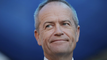 "Opposition Leader Bill Shorten has promised to move to increase wages ""on day one"" if he takes power."