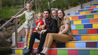 Rhian Stavely's career is taking his family to Harvard.