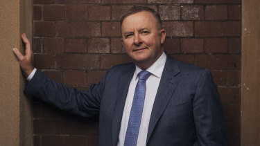 Labor frontbencher Anthony Albanese.