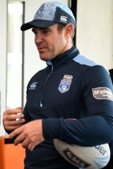 Brad Fittler's advice to the Roosters proved prophetic.