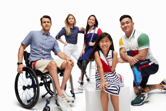 Tommy Hilfiger was inspired by his own experience as a father of children with special needs to launch an inclusive fashion line.