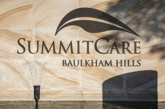 Six residents at SummitCare Baulkham Hills have now tested positive to COVID-19.