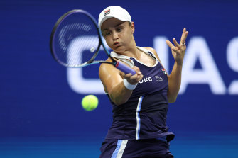 Wimbledon champion and world No.1 Ashleigh Barty's season could be over.