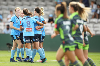 Canberra had no answer to an inspired  Sydney FC.