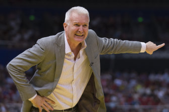 "Former Australian basketballer Andrew Gaze said the ""overwhelming majority"" of fans had a great time."
