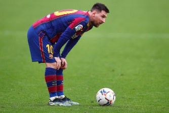 Lionel Messi was one of the subjects of an alleged smear campaign.