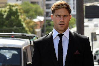 Jack de Belin will face a retrial in April 2021.