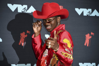 TikTok will start allowing users to trade NFTs of some of its most popular videos, including from rapper Lil Nas X, pictured here in 2019.