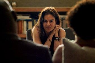 Dr Orna Guralnik in SBS Viceland's Couples Therapy.