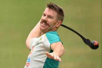 David Warner says he is unlikely to be fully fit for the Sydney Test but may still play.