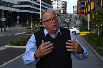 NSW Building Commissioner David Chandler is concerned about under reporting of defects to authorities.