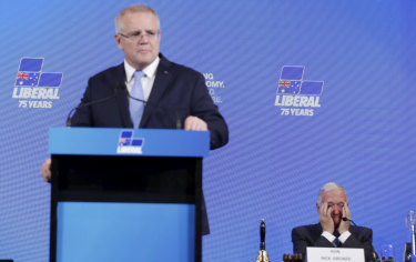 Liberal Party push to force voters to show ID