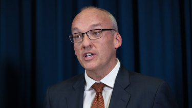 Luke Foley has announced his resignation as NSW Labor leader, but denied the allegations made against him.