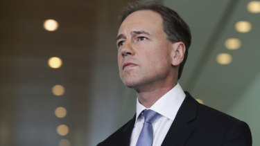 Health Minister Greg Hunt will introduce the legislation on Wednesday, alongside PM Scott Morrison and Minister for Senior Australians and Aged Care Ken Wyatt.