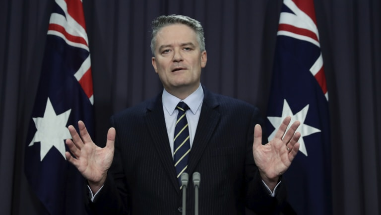 New public service minister Mathias Cormann has laid out his vision for how the public service should work.
