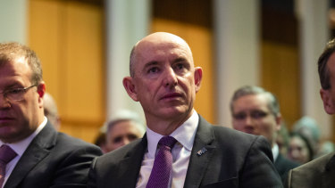 National Disability Insurance Scheme Minister Stuart Robert says the government's plans to get younger people out of nursing homes are working.