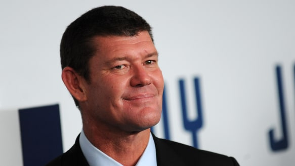 James Packer says Mariah Carey was a 'mistake'