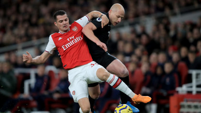Australian duo add to Arsenal's woes