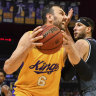 MVP Bogut being courted by a number of NBA teams: reports