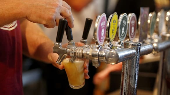Your craft beer is about to get more expensive