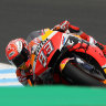 Wild winds cause chaos, halt qualifying at MotoGP