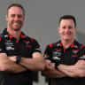 Backing the truck: inside the Essendon handover