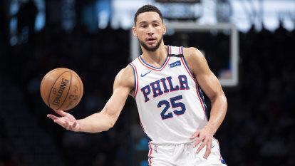 'I feel like I'm back to 100 per cent': Simmons primed for NBA return