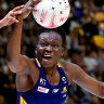 Super Netball: Lightning strikes in extra-time as Collingwood lose narrowly