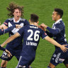 Brooks' leveller may spare Victory spoon, Arnold seeks Socceroos goals