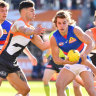 As it happened: GWS destroy the Bulldogs to qualify for the semis