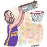 Bogut's Bayside hoop dreams