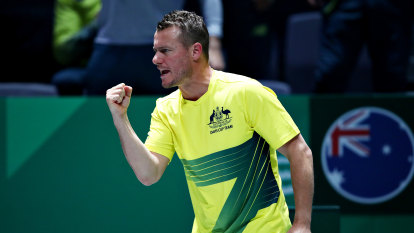 Hewitt nominated for International Tennis Hall of Fame