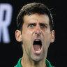 Djokovic confident he will claim grand slam record