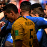 The rights and wrongs of VAR decision are now irrelevant for the Socceroos