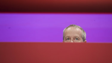 Polls suggest Labor leader Bill Shorten is on track to win next year's federal election.