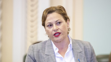 Queensland's Deputy Premier Jackie Trad has been referred to the parliamentary Ethics Committee.